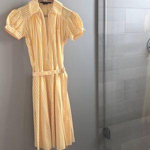 Ralph Lauren Midi Dress Size 2